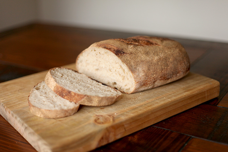 Freshly baked bread from Cygnet